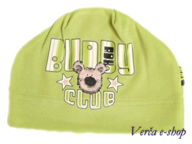 .Čiapka club bear č.3